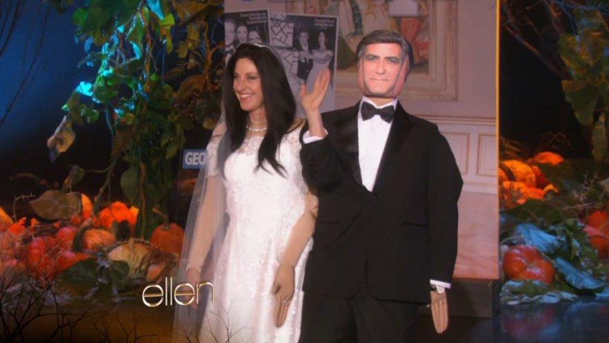 Ellen DeGeneres Helovino kostiumas