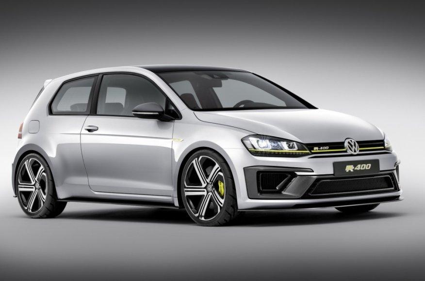 """Volkswagen Golf R400"""