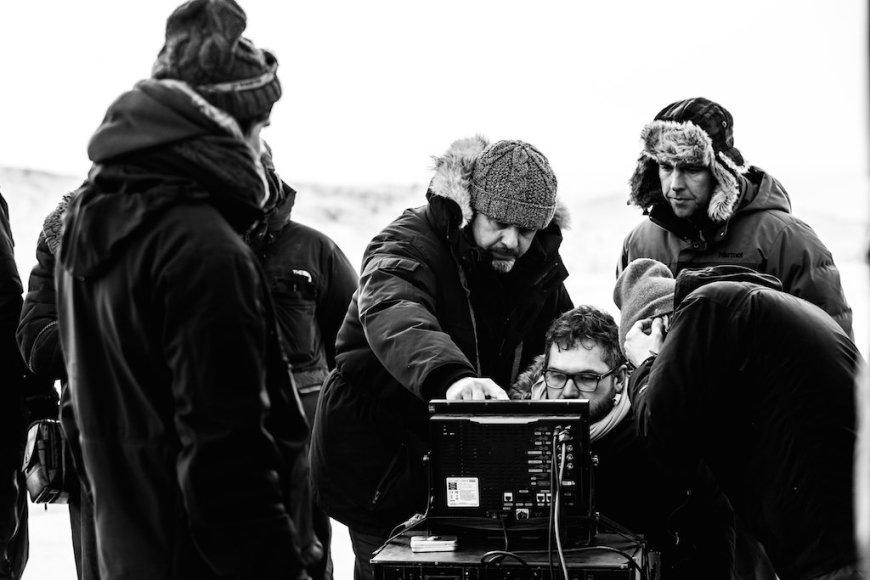 Filmo operatorius Ramūnas Greičius