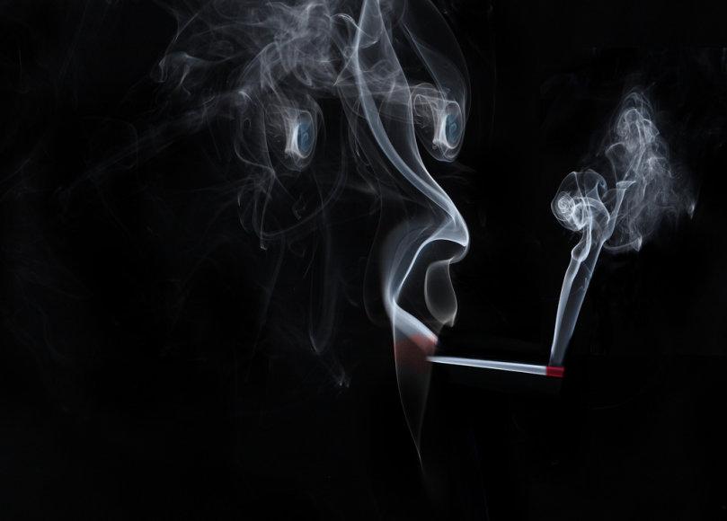 Kaip mesti rūkyti?
