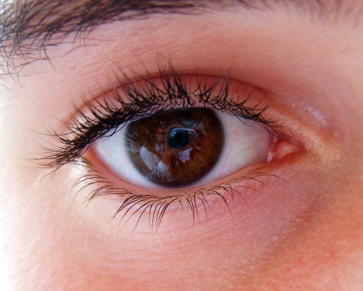 Pavargusios akys