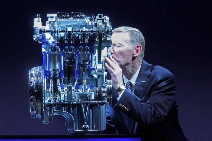 """Ford Ecoboost"" variklis"