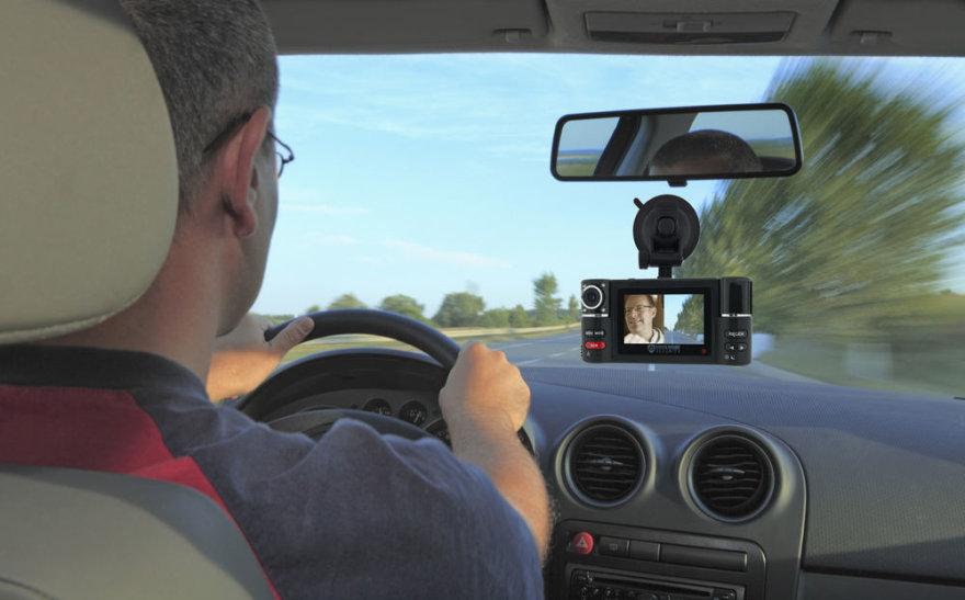 Vaizdo kamera automobilyje