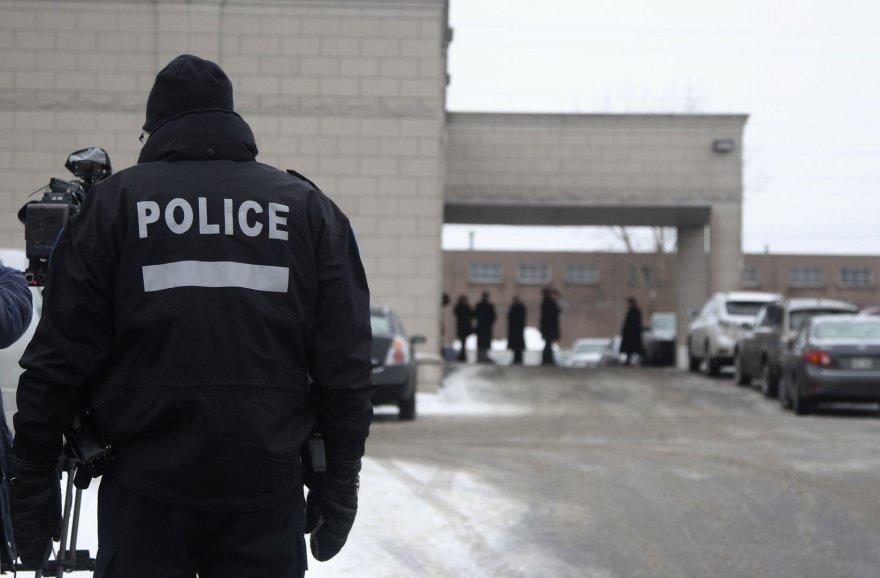 Policija Kanadoje