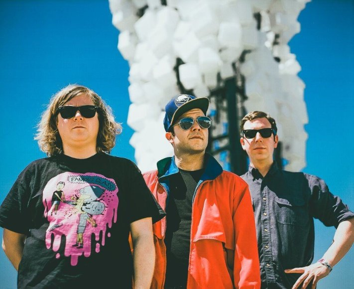 "JAV elektroninio roko grupė ""Future Islands"""