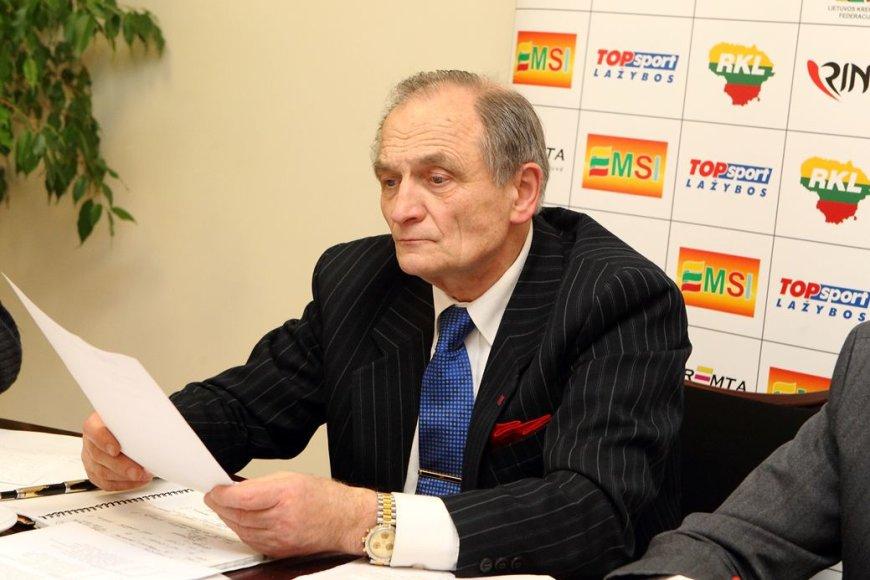 Algirdas Kregždė
