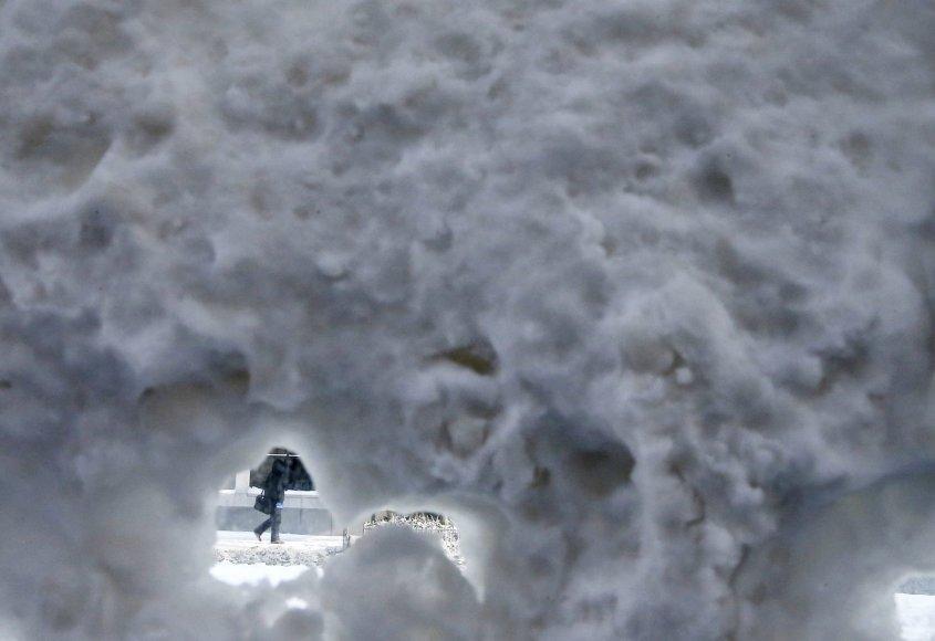 Žiema Čikagoje
