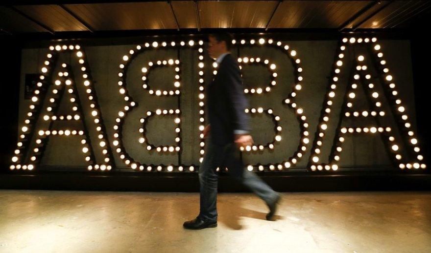ABBA grupės muziejus Stokholme