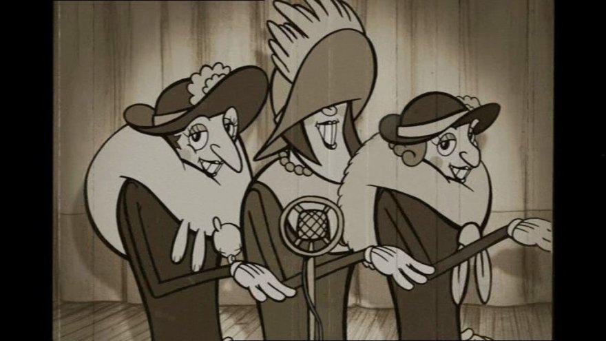 Trijulė iš Belevilio