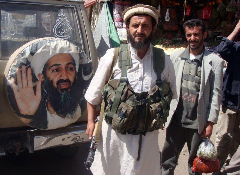 """Al-Qaeda"" nariai"