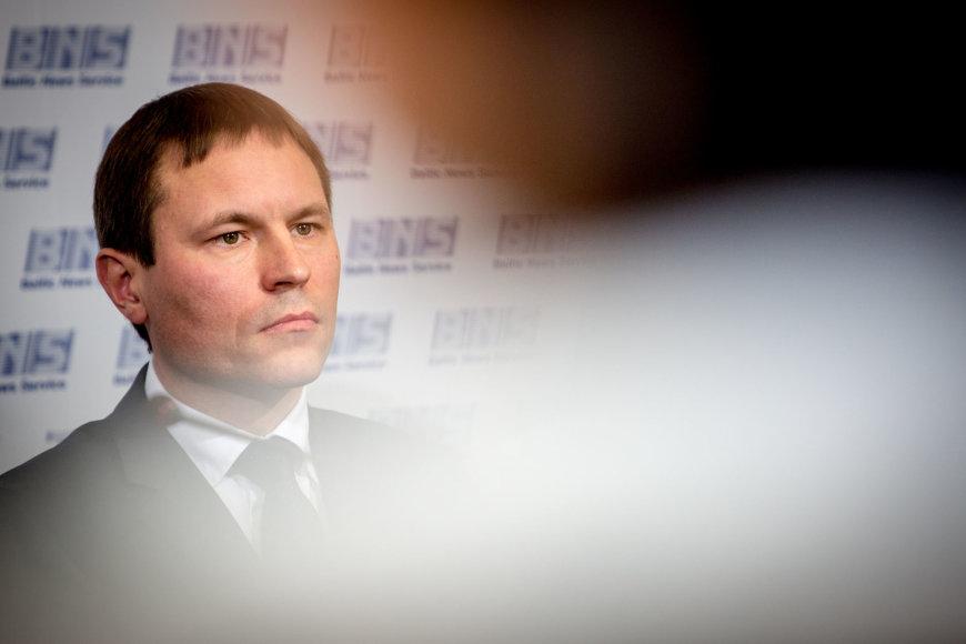 """Raimondas Burkovskis, AB """"Lietuvos geležinkeliai"""" generalinio direktoriaus pavaduotojas"""