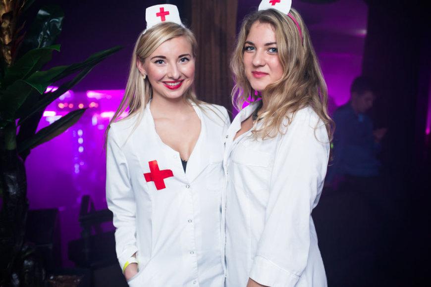 Helovino vakarėlis Vilniuje