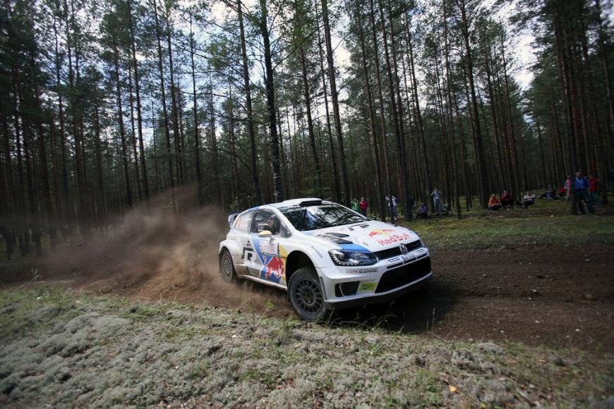 WRC Lietuvoje