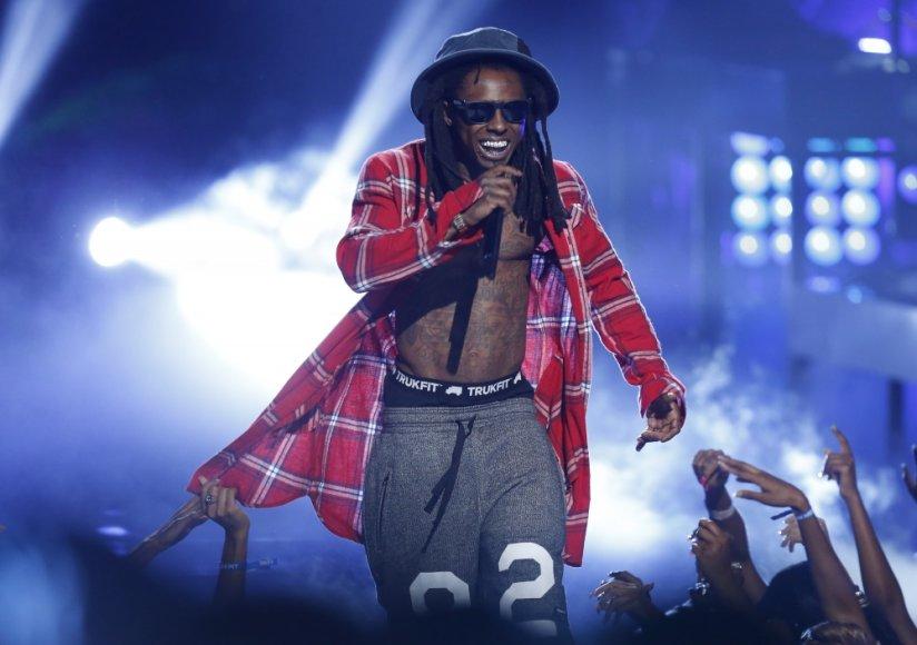 Lil Wayne'as