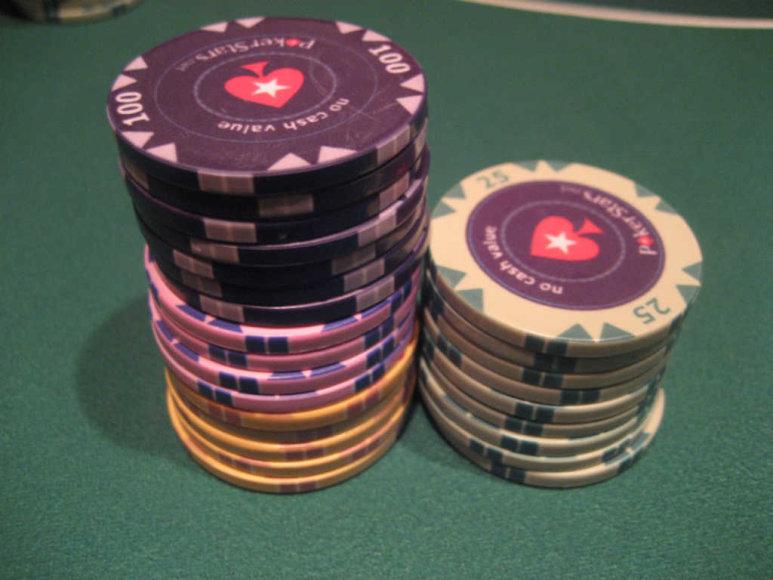 Pokerio žetonai