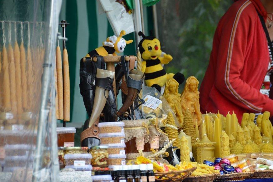 Lietuvis bitininkų šventė Priekulėje
