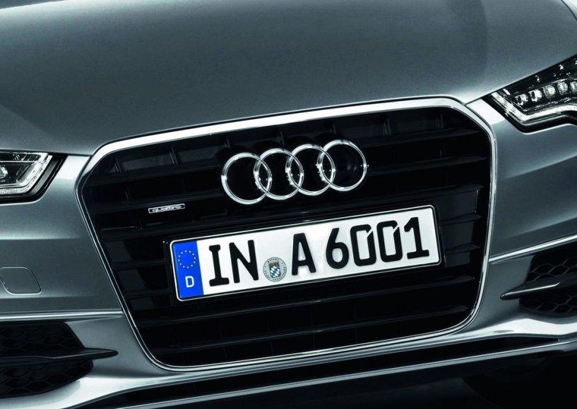 """""""Audi"""" logotipas"""