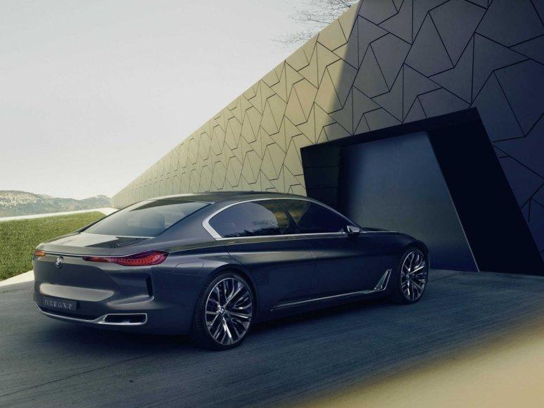 BMW 9 koncepcija