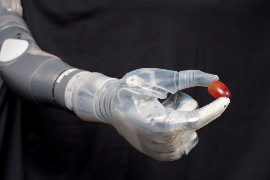 Tobuiausias iki šiol sukurtas protezas DEKA Arm