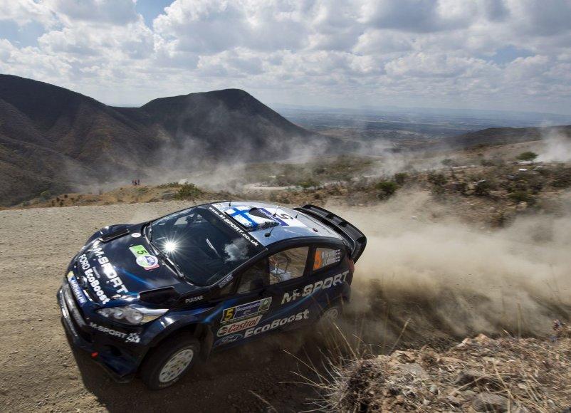 """""""M-Sport"""" WRC komanda"""