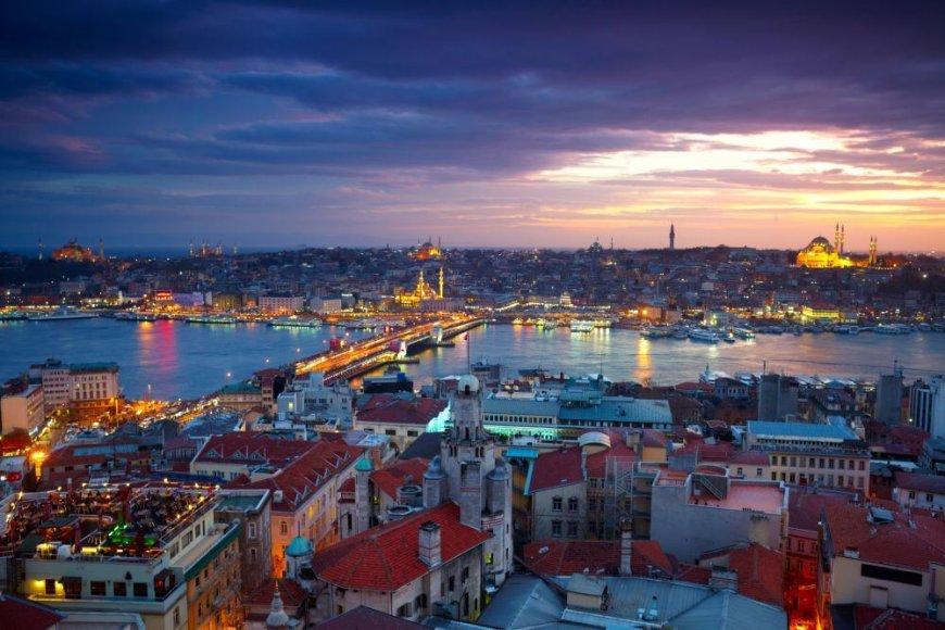 Stambulas(Turkija)