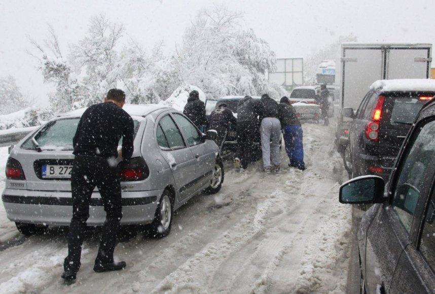 Kelias Bulgarijoje