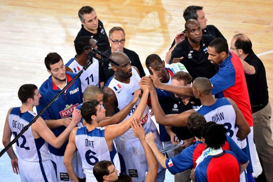 Prancūzijos krepšinio rinktinė