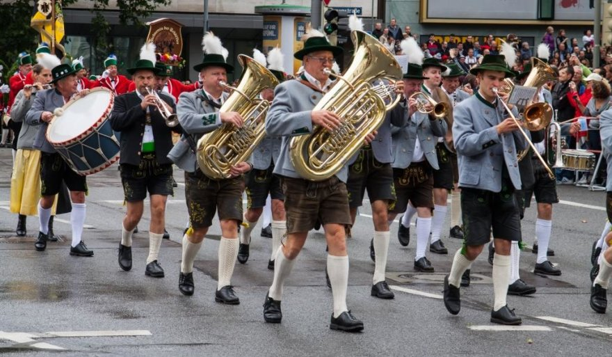 Bavariški orkestrai