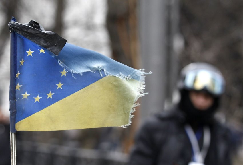Ukrainoje – gedulo diena