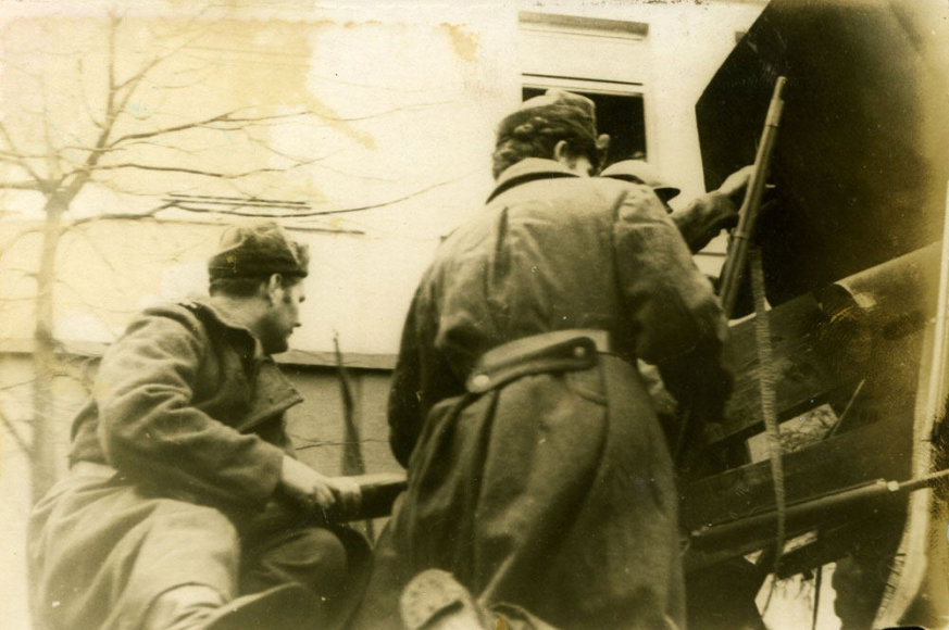 Trėmimai Lietuvoje. Danielių šeimos ištrėmimas.  Ažytėnų k., Kėdainių r., 1949 07 09