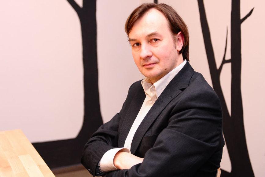 Rimvydas Petrauskas.