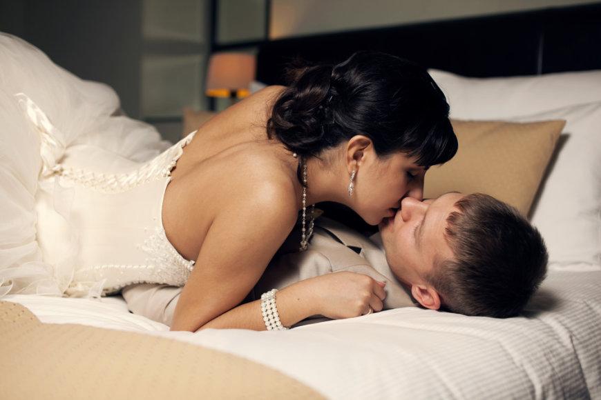 Vestuvinė naktis