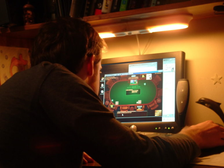 Internetinis pokeris