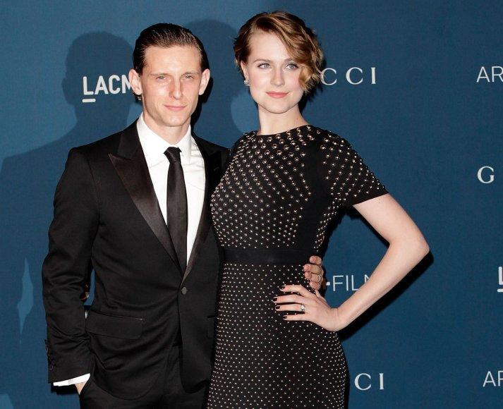 Evan Rachel Wood ir Jamie Bellas