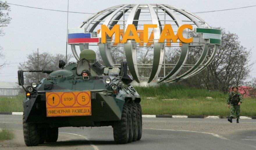 Rusijos kariuomenės šarvuotis