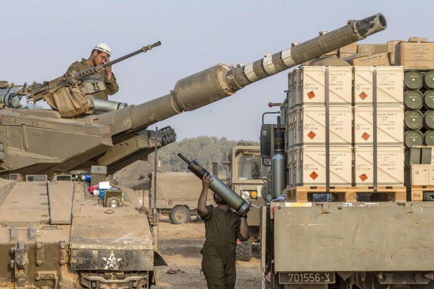 Izraelio kariuomenė