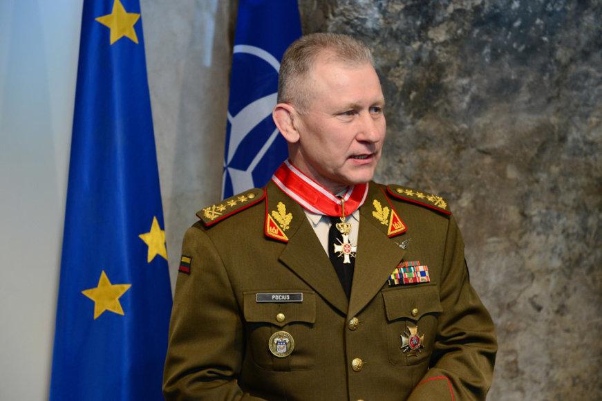 Arvydui Pociui įteiktas Maltos ordino Didysis Karininko Kryžius