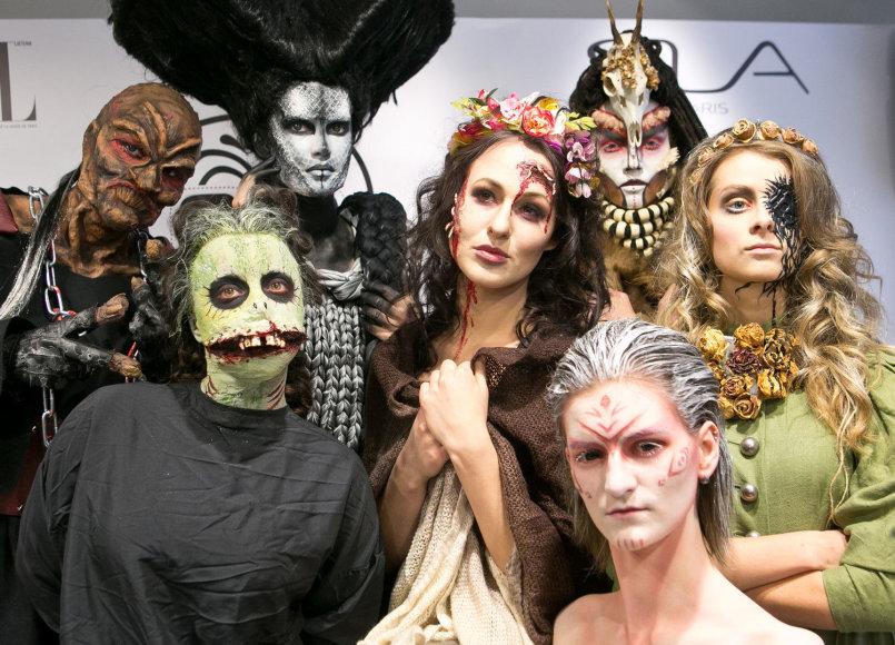 Konkursas Helovino tema