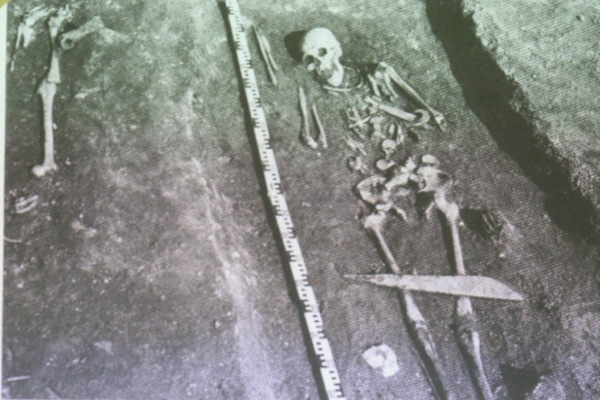 Žiemgalių kapas.