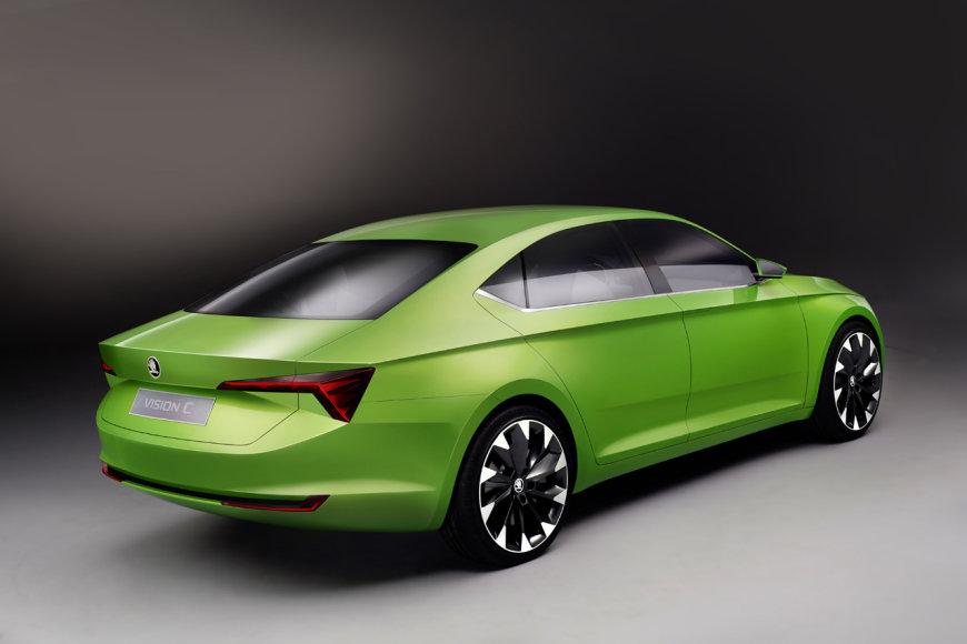 """Škoda Vision C"""