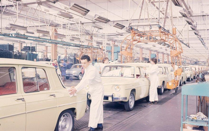 """""""Renault 8 Gordini"""""""