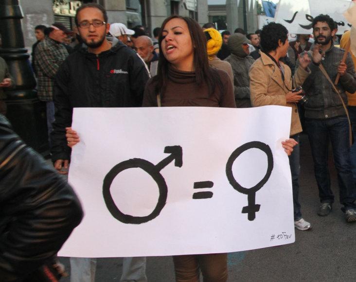 Lyčių lygybė
