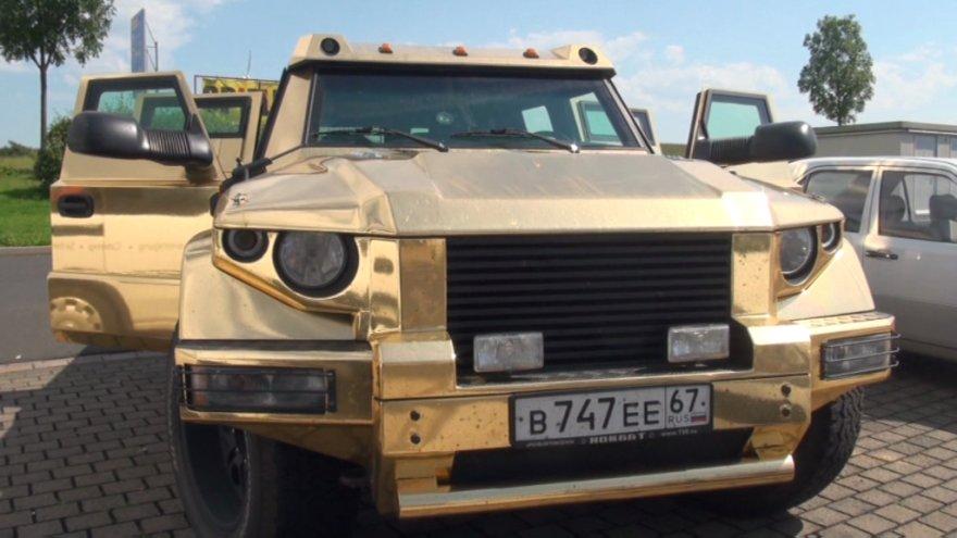 Leonardo Jankelovičiaus sukurtas automobilis