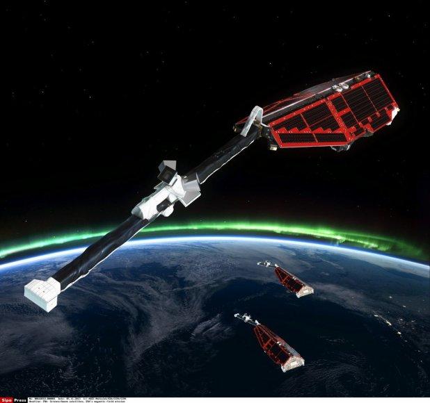 Europos kosmoso agentūros palydovai