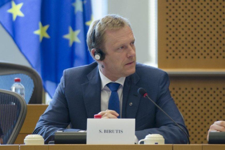 Šarūnas Birutis. eu2013.lt archyvo nuotr.