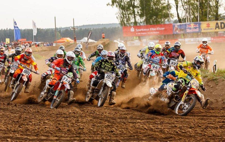 """""""ADAC MX Masters"""" motokroso varžybos"""