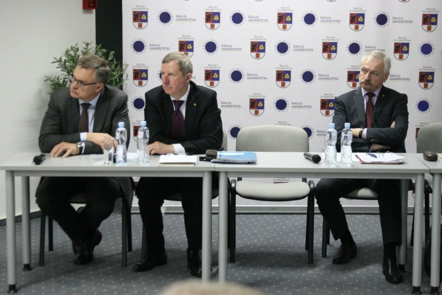 Ekonomikos forumas Šiauliuose