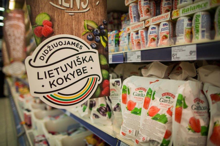 Lietuviški produktai