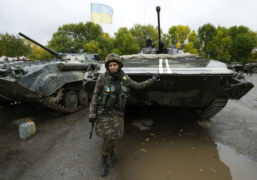 Ukrainos karė