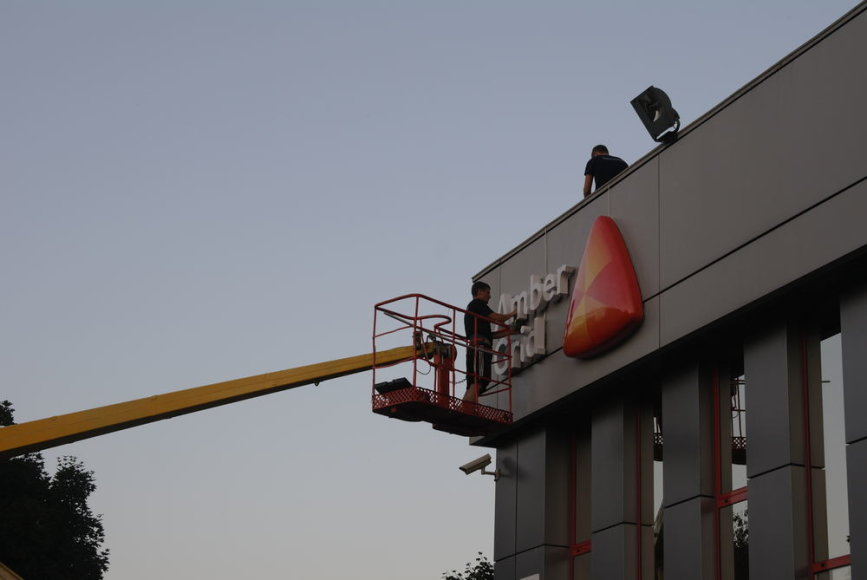 """Amber Grid"" būstinė Vilniuje"